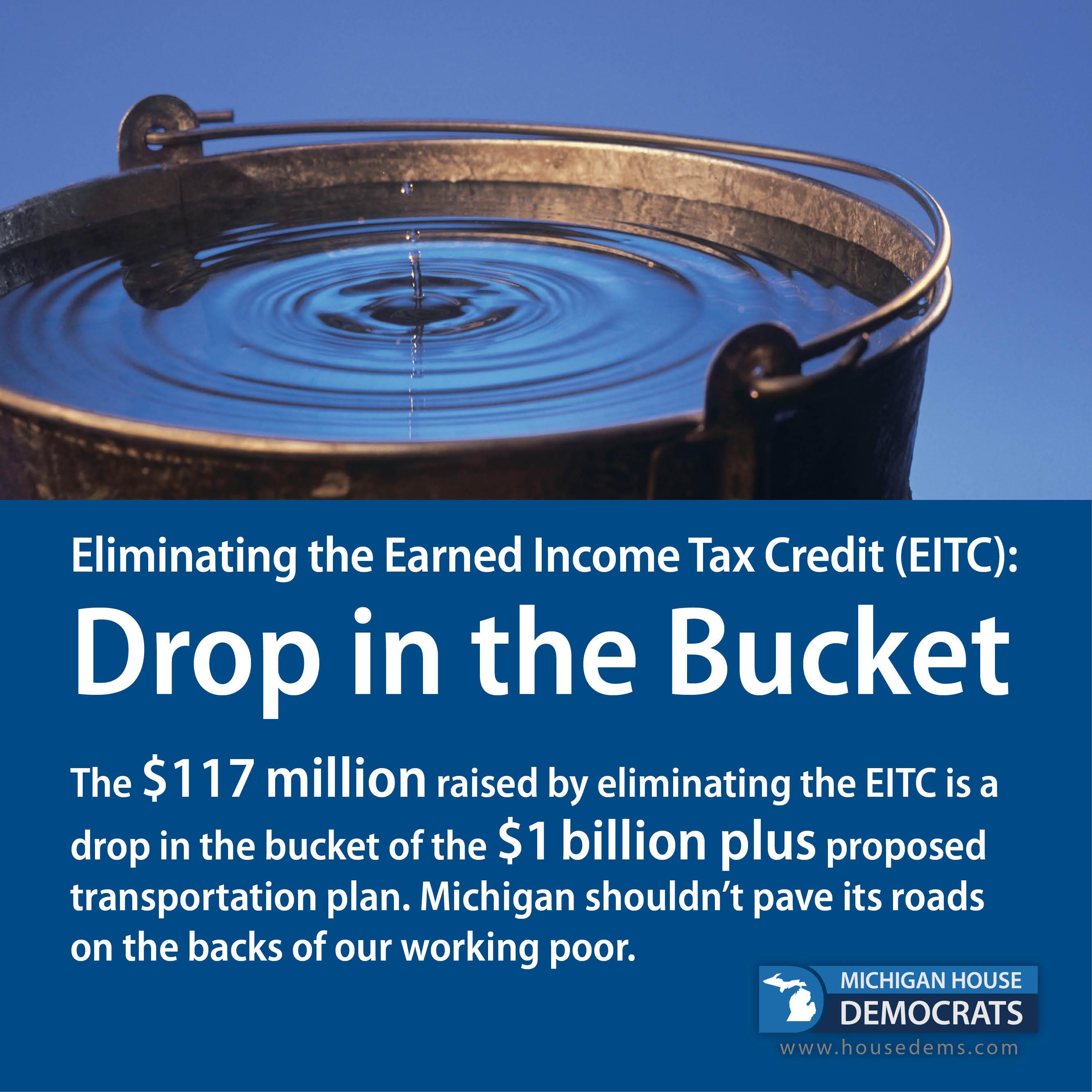 Savemieitc a drop in the bucket