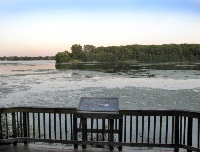 2001 : the Detroit River International Wildlife Refuge, first international wildlife refuge in North America, signed into law