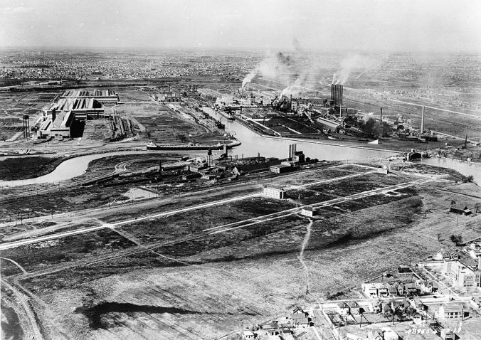 River Rouge plant in 1927.