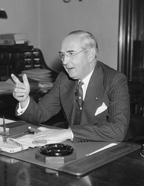 1951 : U.S. Senator Arthur Vandenberg of Grand Rapids Dies