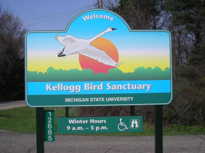 WK Kellogg Bird Sanctuary