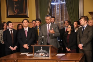 House Democratic Leader Sam Singh on government transparency and ethics
